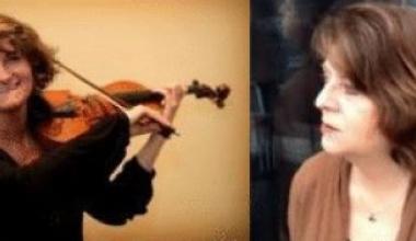 7 november 2021: Alice Hendriks, piano en Liesbeth Hendrix, viool
