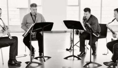 "28 november 2021: Mosa Saxofoonkwartet speelt ""Back to the roots"""