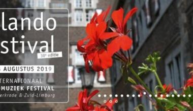 zaterdag 10 aug. 20:00u. Orlando Festival: Driftwood Trio (New York)